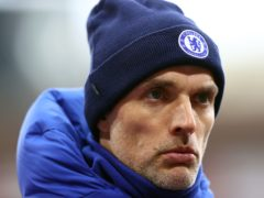 Thomas Tuchel, pictured, cut a frustrated figure during and after Chelsea's 1-1 Premier League draw at Southampton on Saturday (Michael Steele/PA)