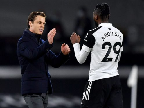 "Scott Parker believes Fulham have given themselves a ""fighting chance"" after recent results (Ben Stansall/PA)"