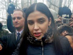 """Emma Coronel Aispuro, wife of Joaquin """"El Chapo"""" Guzman (Seth Wenig/AP)"""