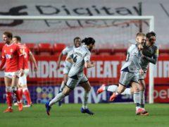 Burton took the lead through an own goal (Adam Davy/PA)