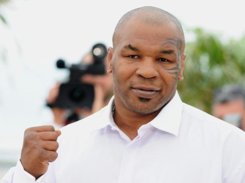 Mike Tyson has come out swinging against US streaming service Hulu after it announced a miniseries based on his life (Joel Ryan/PA)