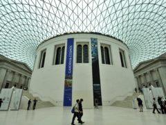 The British Museum (Tim Ireland/PA)