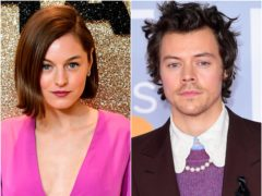 The Crown's Emma Corrin will star opposite Harry Styles in Amazon's romantic drama My Policeman (PA)