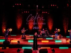 The Karen Matheson Band was part of this year's virtual festival (Gaelle Beri/PA)