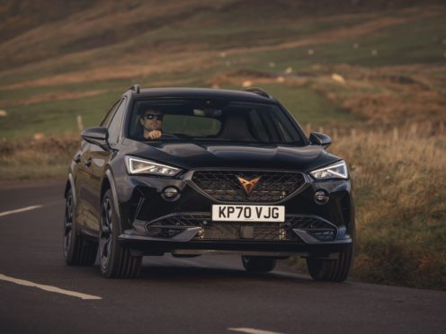 The Formentor represents a step forward for Cupra