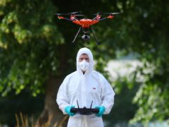 Police Scotland has no plans to use drones 'covertly', Chief Constable Iain Livingstone said (Aaron Chown/PA)