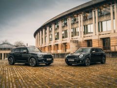 Both Clubman and Countryman can be specified in Shadow Edition trim