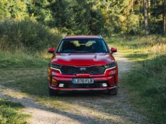 Kia has issued a recall of its latest Sorento models