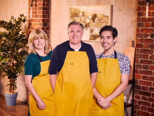 Ed Balls, Rachel Johnson and Tom Read Wilson have made it to the final of Celebrity Best Home Cook.
