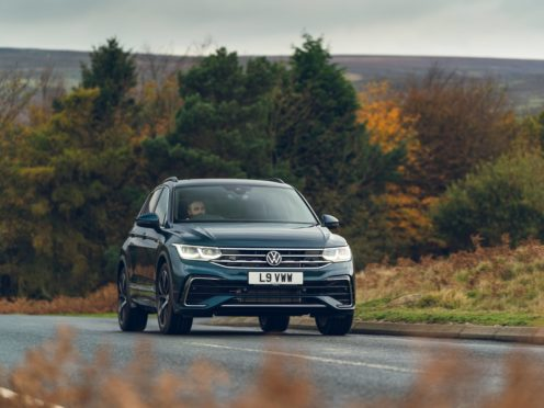 A pair of new petrol engines have been added to the Tiguan