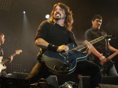 Foo Fighters (Yui Mok/PA)