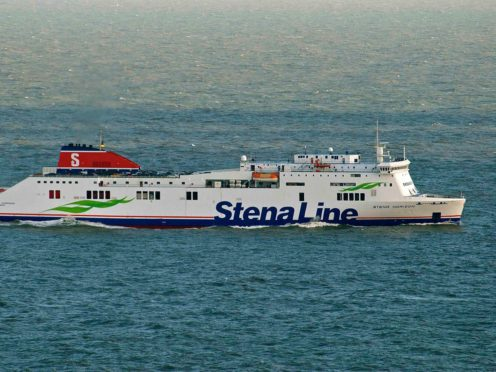 Stena Line deployed emergency response crews (PA)