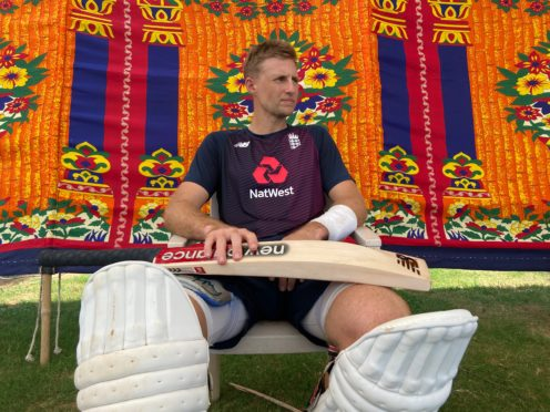 Joe Root prepares for his 100th Test in India (ECB)