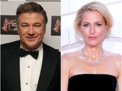 Alec Baldwin said he deactivated his Twitter account following the reaction to a comment about actress Gillian Anderson (PA)
