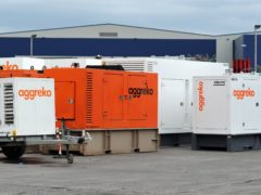 Power equipment supplier Aggreko has agreed a £2.3bn takeover by two private equity firms. (Tim Ireland/PA)