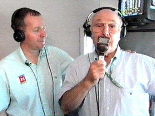 Murray Walker was well known for his Murrayisms (ITV SPORT/PA)