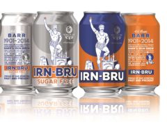 Irn-Bru maker AG Barr has seen annual profits slump by nearly a third after lengthy coronavirus restrictions knocked sales in pubs and across the hospitality sector (AG Barr/PA)