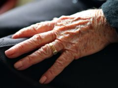 The Government has been advised of the importance of key care home funding beyond March (Peter Byrne/PA)
