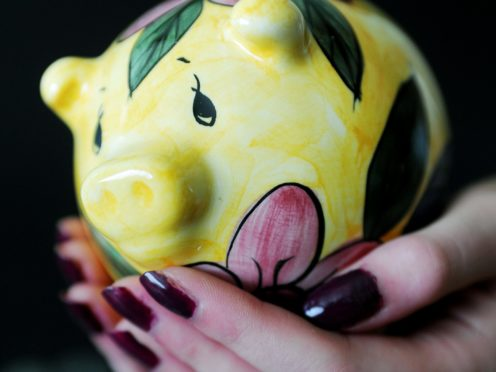 Average savings rates are continuing to tumble to new record lows, Moneyfacts.co.uk said (Nick Ansell/PA)