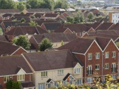 The proportion of chain-free homes available has increased across Britain, according to Rightmove (Yui Mok/PA)