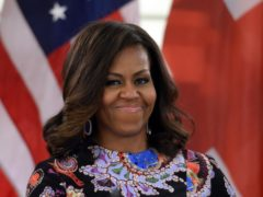 Former US first lady Michelle Obama (PA)