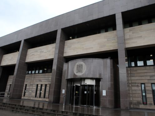 Eduard Maslov appeared at Glasgow Sheriff Court (Andrew Milligan/PA)
