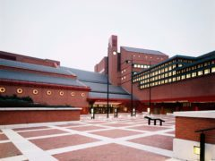The British Library (DCMS/PA)