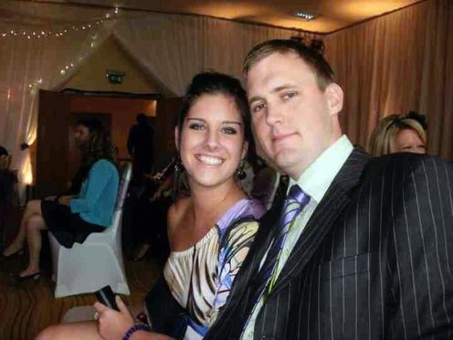 Sian O'Callaghan was murdered by Christopher Halliwell in March 2011 (family handout/PA)