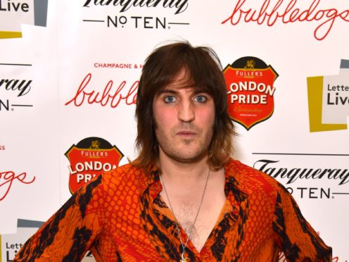 Noel Fielding is one of 13 high-profile figures to have settled phone-hacking claims against the publisher of the now-defunct News Of The World (Matt Crossick/PA)
