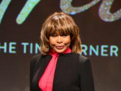 Tina Turner (Ian West/PA)