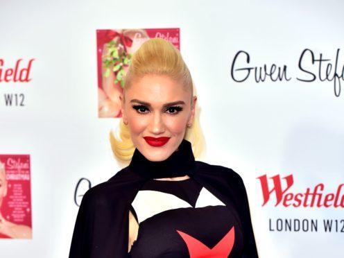 Gwen Stefani (PA)
