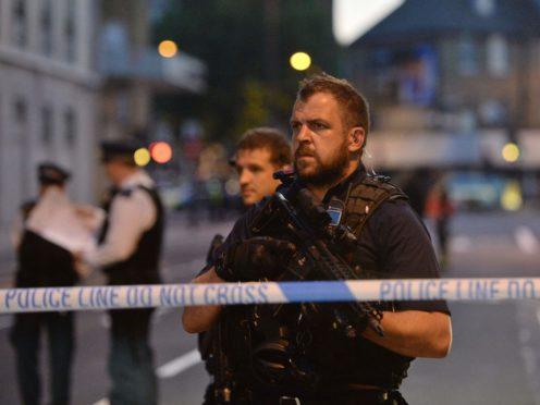 Three terror attacks have been foiled since the start of the coronavirus pandemic (Victoria Jones/PA)
