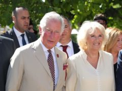 The Prince of Wales and the Duchess of Cornwall (PA)