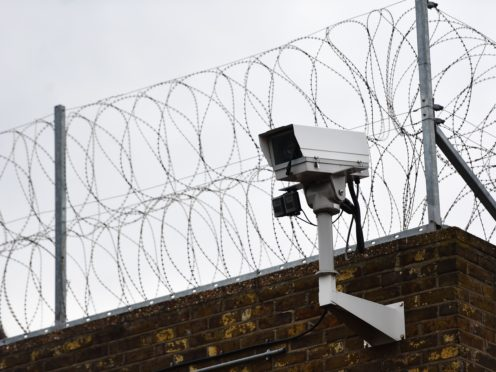 HM Inspectorate of Prisons for Scotland visited HMP YOI Grampian (Victoria Jones/PA)