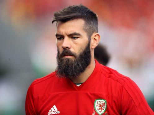 Wales veteran Joe Ledley has joined Newport for the rest of the season (Tim Goode/PA)