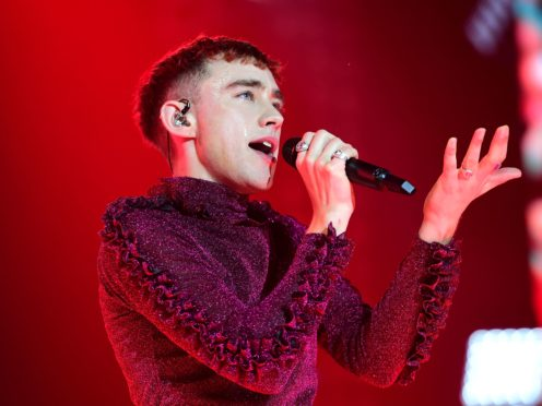 Olly Alexander of Years & Years (Ian West/PA)