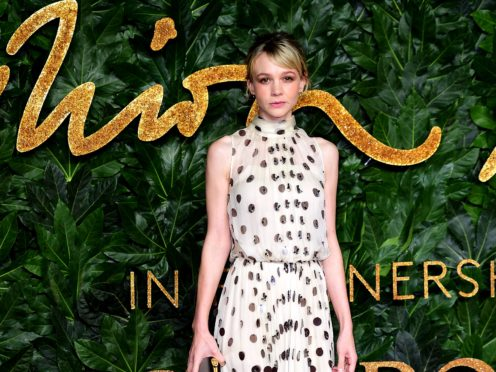 Nominees for this year's Oscars – including Carey Mulligan – have reportedly been told appearing at the ceremony via Zoom is not an option (Ian West/PA)