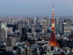 The quake was felt in Tokyo (John Walton/PA)
