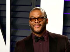 Hollywood mogul Tyler Perry provided a home and security for the Duke and Duchess of Sussex when they moved from Canada to the US, the couple revealed (Ian West/PA)