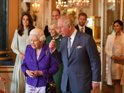 Senior royals have taken part in a Commonwealth Day programme (Dominic Lipinski/PA)