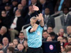 The handball law has been updated (Adam Davy/PA)