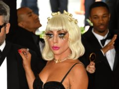Lady Gaga has shared the first look at her new film exploring a murder that rocked the Gucci fashion dynasty (Jennifer Graylock/PA)