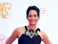 Naga Munchetty (Ian West/PA)