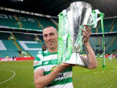 Scott Brown has won 22 trophies with Celtic (Jane Barlow/PA)