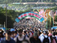Glastonbury will be hosting a livestream on May 22 after the cancellation of the live event for the second year in a row (Aaron Chown/PA)