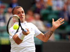 Dan Evans beat Jeremy Chardy in Doha to set up a clash with Roger Federer (Adam Davy/PA)