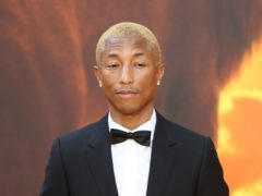 Pharrell Williams (Jonathan Brady/PA)