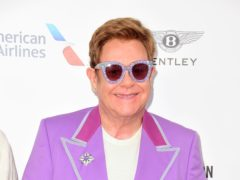 Sir Elton John has accused the Vatican of hypocrisy after it declared the Catholic Church cannot bless same-sex unions (Matt Crossick/PA)
