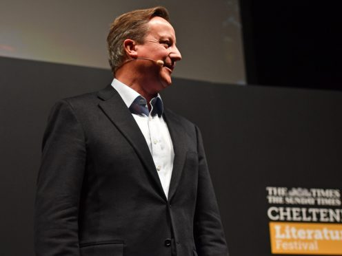 David Cameron reportedly lobbied on behalf of Greensill (Jacob King/PA)