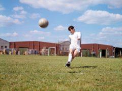 Peter Lorimer is Leeds' record goalscorer (PA)